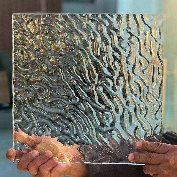 Factory supply Kiln glass